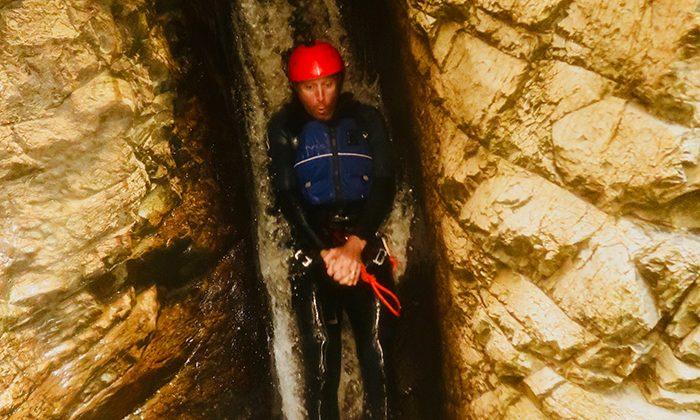 canyon-chute