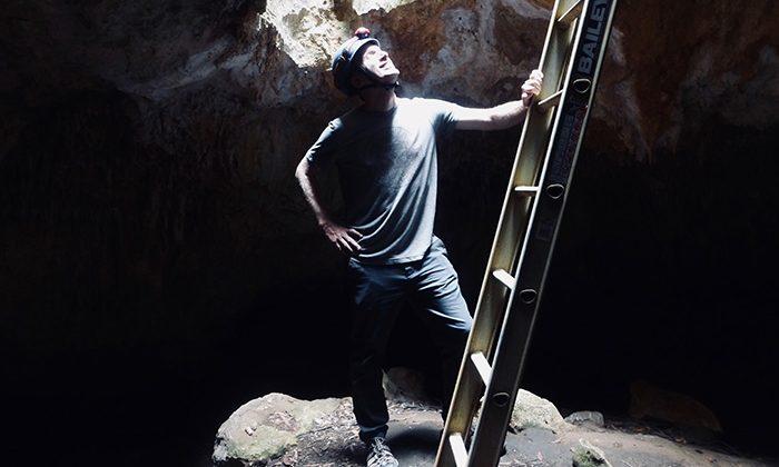 kisland-caving