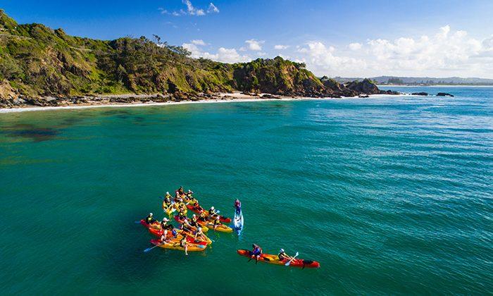 byronkayak-group-Go-Sea-Kayaking